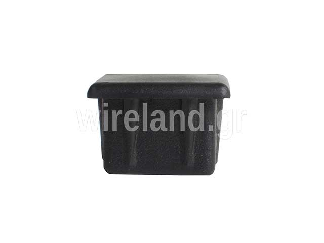 plastic cap for square hollow beams