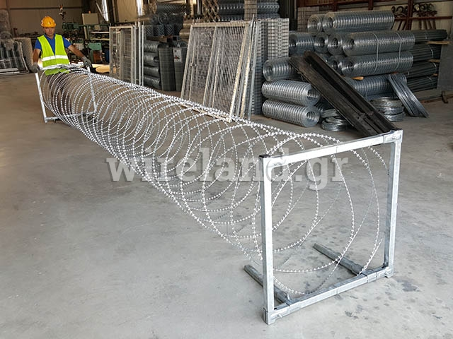 Entry barrier