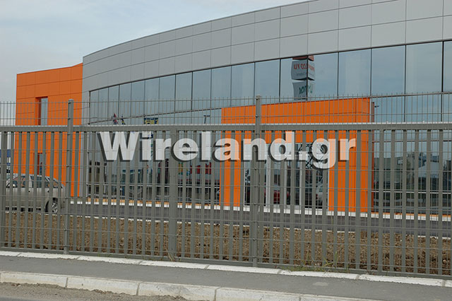 Проволочные заборы gfm wireland