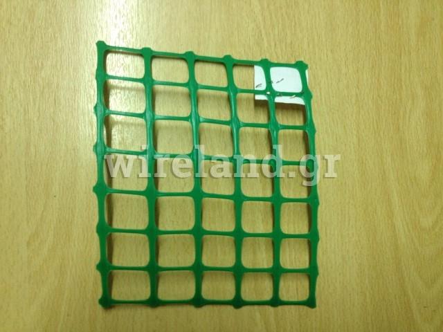 Πλαστικό Πλέγμα Περίφραξης
