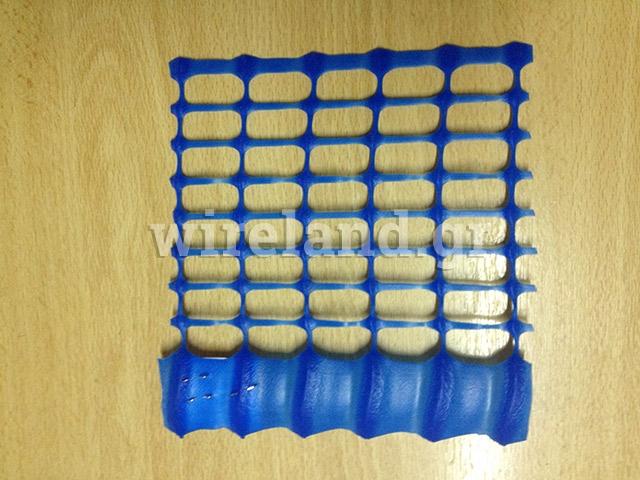 Пластиковая сетка водопроводная